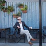 Søren Frank guider til en weekend i byen - her Broens Gadekøkken på Christianshavn.