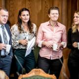 Alternativets Carolina Magdalene Maier er fortørnet over en ny udvikling i sagen om det meget omtalte ministerbesøg på Ørestad Gymnasium.