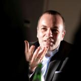 Den konservative og kristendemokratiske gruppe i Europa-Parlamentet, EPP, ser Manfred Weber som en oplagt afløser til EU-Kommissionens toppost.