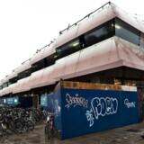 Den omdiskuterede bygning ved Østerport.