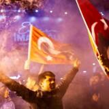 Lokalvalgene i Tyrkiet den 31. marts fandt sted i skyggen af en dyb økonomisk tilbagegang.