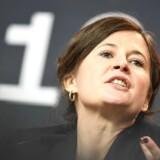 Filminstruktøren Pernille Fischer Christensen skal stå bag DRs kommende historiske storserie. På billedet præsenterer hun sin spillefilm »Unge Astrid« på filmfestivalen i Berlin sidste år 2018.