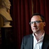 Gyldendals administrerende direktør, Morten Hesseldahl. Foto: Ida Guldbæk Arentsen/Scanpix 2018