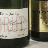 Druerne til denne champagne blev høstet under slutningen af Første Verdenskrig.