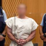 Under det første retsmøde i sagen blev den 28-årige mistænkte kun sigtet for et drab. Men fredag vil politiet tilføje en række yderligere sigtelser i sagen. Mark Mitchell/New Zealand Herald/Pool via REUTERS