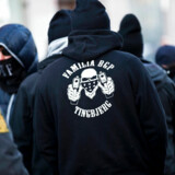 Arkivfoto. Medlem af bandegrupperingen LTF / Loyal To Familia.