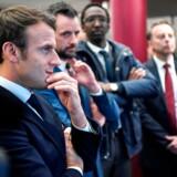 Den franske præsident, Emmanuel Macron, har modtaget stor ros fra erhvervslivet for sine reformer af arbejdsmarkedet.