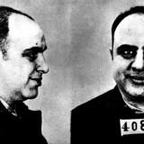 Det var i sidste ende hvidvask, der fældede den gangsterkongen fra Chicago, Al Capone. Han blev dømt til 11 år i fængsel.