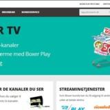 Boxer trækker nu streamingtjenesten Dplay ind til flere end halvdelen af sine TV-kunder, og inden sommerferien kommer også Viaplay til.