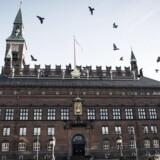 Københavns Rådhus, Kommunevalg 2017