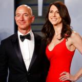 Skilsmissen koster Amazons stifter Jeff Bezos 239 milliarder kroner - ja, 239 milliarder kroner.