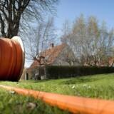 Energiselskaber landet over har gravet lysoptiske fiberkabler ned, som kan levere telefoni, TV og lynhurtige internetforbindelser. Arkivfoto: Nils Meilvang, Ritzau Scanpix