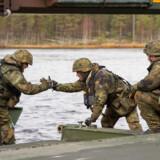 70 år efter NATOs fødsel har vi stadig brug for alliancen og dens artikel fem - den berømte musketér-ed - der forpligter medlemslandene til at forsvare hinanden. Her deltager tyske soldater i sidste års stort anlagte Trident Juncture øvelse i det nordlige Norge.