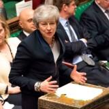 Theresa May risikerer at blive væltet af sit eget parti, hvis hun beslutter, at Storbritannien skal afholde valg til Europa-Parlamentet.
