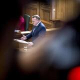 »AFSLØRING, Lars Løkke vil smadre den danske model,« lød det fra Socialdemokratiet i kølvandet på en Facebook-opdatering fra statsministeren.