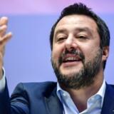 Italiens indenrigsminister og stærke mand, Matteo Salvini, drømmer om at stille sig i spidsen for en højrenational bølge, der kan skylle eurobureaukrater og føderalister ud af Bruxelles. Men hans alliance, der har deltagelse af Dansk Folkeparti, virker skrøbelig.