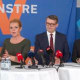 »Det skreg til himlen af valgkamp,« siger professor Jørgen Grønnegaard Christensen om tirsdagens pressemøde, hvor Venstre lancerede et hårdt angreb på Socialdemokratiet.