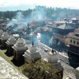 Pashupatinath-templet i Kathmandu er hinduernes pendant til muslimernes Mekka.