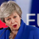 Theresa May skal mødes med Underhuset torsdag eftermiddag for at diskutere forlængelsen med parlamentsmedlemmerne.