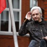 Julian Assange har opholdt sig på Ecuadors ambassade i syv år, men er nu blevet smidt ud af eksilet. Billedet er fra en tidligere lejlighed.