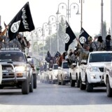 I januar 2013 fik terrororganisationen kendt som Islamisk Stat (IS) overtaget i Raqqa, der ellers var kontrolleret af syriske oprørsstyrker. Senere blev byen udråbt til IS-kalifatets de facto hovedstad og blev en magnet på udenlandske jihadister, der lod sig indrullere under den sorte fane.