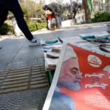 Iranske medier har flittigt beskrevet den amerikanske beslutning om at klasificere landets revolutionsgarde som en terrororganisation.