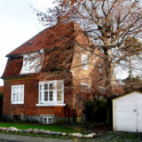 Man skal enten have en stor formue eller en meget høj månedsløn, hvis man overvejer at købe hus på f.eks. Frederiksberg. Arkivfoto: Bax Lindhardt/Ritzau Scanpix