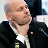 Justitsminister Søren Pape Poulsen (K) har nu modtaget minimum to breve fra aktører, der er bekymret for den nye tolkeordning, der trådte i kraft 1. april. Arkivfoto: Keld Navntoft/Ritzau Scanpix