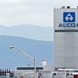 Der er mange regnskaber for investorerne at holde øje med i de kommende uger. Aluminiumgiganten Alcoa kommer med regnskab i næste uge og kan sætte tonen for hele regnskabssæsonen. Arkivfoto: Wade Payne/Reuters/Ritzau Scanpix