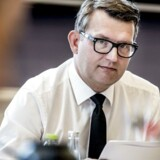 Det er afgørende, at vi benytter os af opsvinget til at få de sidste ledige i arbejde, fremhæver beskæftigelsesminister Troels Lund Poulsen (V). Arkivfoto: Mads Claus Rasmussen/Ritzau Scanpix