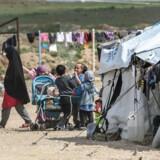 Dagens Nyheter i Sverige rapporterede tidligere på ugen, at 64 børn af svenske IS-jihadister befinder sig i flygtningelejren Al-Hol i det nordøstlige Syrien. Her lever de ifølge det svenske medie under kummerlige forhold, og flere børn er omkommet i lejren.