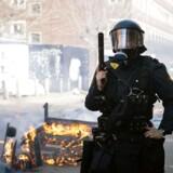 Status efter et besøg af Rasmus Paludan på Nørrebro: Flere end 20 brande blev påsat, politiet foretog omkring 23 anholdelser, og mange politikere var forbavsende hurtige til at give efter voldsmændenes herredømme.