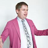 Rasmus Paludan. København torsdag den 4. april 2019.