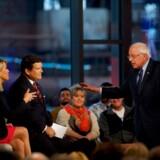 Fox News' stort anlagte vælgermøde med Bernie Sanders blev set af omtrent tre millioner mennesker, skriver Bloomberg.