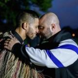 »Ret beset er det ikke muslimer og deres kultur, der bør kritiseres, men den multikulturalisme, der lægger sig som ædende skimmel på samfundets bærende bjælker.« Foto: Anthony Wallace / AFP.