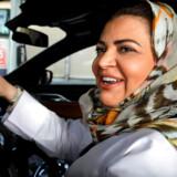 (Arkiv) I juni 2018 blev det lovligt for kvinder i Saudi-Arabien at køre bil, og lige siden da har Uber arbejdet på en løsning, så kvinder i den konservative ørkenstat kan arbejde som chauffører – uden de bryder landets regler mod at omgås fremmede af det modsatte køn.