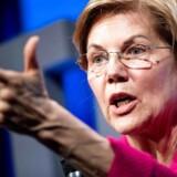 Det vil være skadeligt at »ignorere en præsidents gentagne forsøg på at forhindre en undersøgelse af hans illoyale handlinger«, skriver Elizabeth Warren på Twitter.
