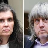 Louise Turpin og David Turpin blev fredag idømt livstid for årelang mishandling af deres børn.