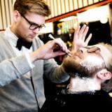Hos Barberen i Vognmagergade er der styr på kundernes præferencer.