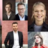 Otte af de udvalgte talenter i 2019.