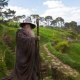 Ian McKellen spiller ikke Gandalf i nationalscenens udgave af »Hobbitten« - men resten skal nok blive flot. AFP PHOTO