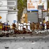 »Det blev påskedag, kristendommens største helligdag, da bomber detonerede i Sri Lankas kirker med mere end 350 ofre,« skriver Kathrine Lilleør.