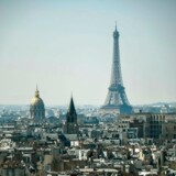 Paris er et af de populære rejsemål for konfirmander og deres familie.