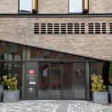 Retten på Frederiksberg, hvor Skattekommissionen skal kulegrave de sidste 15 år i Skat. Siden 19. marts 2019 har afhøringerne vedrørt udbytteadministrationen i Skat.