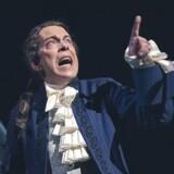 """Søren Sætter-Lassen er nomineret for sin store rolle som Antonio Salieri i """"Amadeus"""" på Det Kongelige Teater."""
