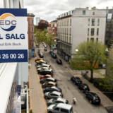 Rekordmange boligejere har fundet Til salg-skiltet frem i årets første fire måneder, viser nye tal fra Boligsiden.
