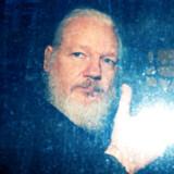47-årige Assange er af USA anklaget for gennem sin organisation WikiLeaks at offentliggøre store mængder fortrolige amerikanske dokumenter.