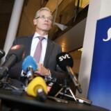 »Jeg kan med lettelse sige, at vi kan lægge strejken bag os,« siger SAS-direktør Rickard Gustafson sent torsdag aften.