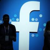 Facebook gør klar til at lancere sine egne, digitale penge. Arkivfoto: Justin Sullivan, Getty Images/AFP/Ritzau Scanpix