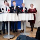 »Det er en ret til seniorførtidspensionen, der gælder for alle, som har mindre end 15 timers arbejdsevne i behold og mindre end seks år til folkepensionsalderen. Det skal selvfølgelig vurderes, og det erkender jeg blankt. Der er en vurdering,« siger politisk leder i Radikale Venstre, Morten Østergaard.